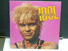 BILLY IDOL To be a lover 884903 7