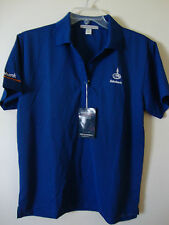 New Womens Port Authority Rabobank Sports Shirt Size Large Blue