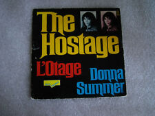 45 tours donna summer the hostage