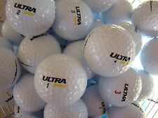50 WILSON ULTRA GOLF BALLS IN MINT/A GRADE CONDITION