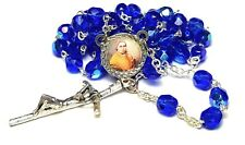 Marie Bernarde Bernadette Soubirous Verre Relic Rosaire Corporelles Maladie