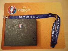 VIP Box Platzdeckchen & Keyholder UEFA Euro 2016 France