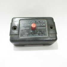 AMERICAN FLYER TRAINS S SCALE ( CONTROL BUTTON CONTROLLER ) FREE SHIPPING