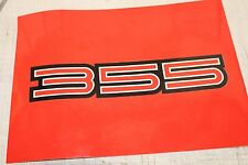 355   Gts Monaro Style Laminated Stickers Holden Hk Ht Hg Hq