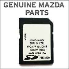 2019 2018 2017 Mazda Navigation SD Card BHP1 66 EZ1J Mazda 3 6 CX-5 CX-3 CX9 MX5