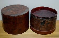 Beautiful Large Antique Lacquer Southeast Asia Betel Nut Box