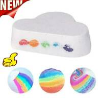 Rainbow Cloud Bath Shower Bomb Skin Care Essential 100G Oil