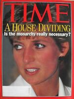 PRINCESS DIANA November 30, 1992 TIME Magazine