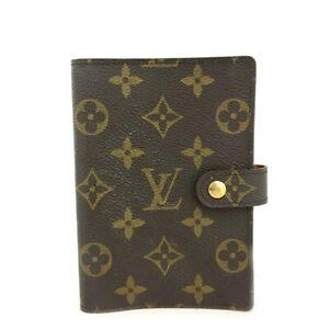 Louis Vuitton Monogram Agenda PM Notebook Cover /C0876
