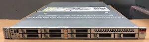 Sun Oracle X5-2 8-Bay 1U Base Server CTO Configure-To-Order