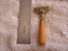 Vintage Schick Injector Razor Bakelite Handle