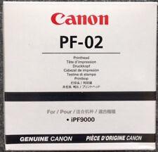 Canon PF-02 Druckkopf Imageprograf IPF8000 IPF9000 Printhead 1656B001 ( PF-03 )