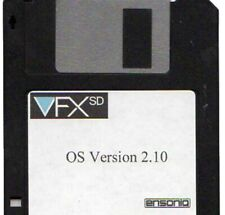 Ensoniq Vfxsd Operating System Version 2.10 (Newest)