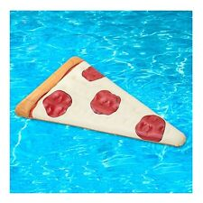 Pizza Slice Giant Pool Float Swim Beach Inflatable Mat Summer Fun Accessories