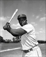 Jackie Robinson #5 Photo 8X10 - Brooklyn Dodgers  Buy Any 2 Get 1 FREE