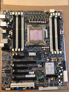 HP 618263-001 Z420 LGA 2011/Socket R DDR3 SDRAM Desktop Motherboard