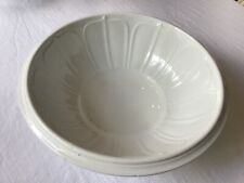 White Ironstone Wash Bowl ~ T. & R. Boote Sydenham Design