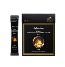 [JMsolution] Active Golden Caviar Sleeping Cream Prime - 1pack (4ml x 30ea)
