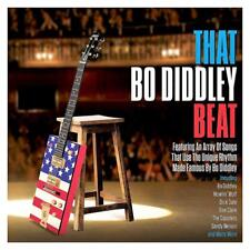 THAT BO DIDDLEY BEAT - VARIOUS ARTISTS (NEW SEALED 2CD)