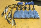 5pcs Raritan D2CIM-DVUSB Dual USB Port Dominion Cable KX2 KX3 KX CIM KVM VGA
