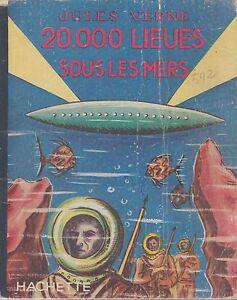 J.Verne : 20000 lieues sous les mers, dessiné par blondeau, raconté par déséchal