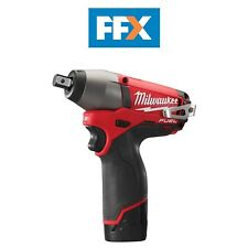 Milwaukee M12CIW12-202C 12v 2x2.0ah Li-ion 1/2in Compact Impact Wrench