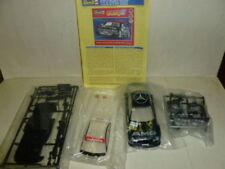 Modellini statici auto da corsa Rally kit in plastica