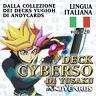 Yu-Gi-Oh! Mazzo CYBERSO di YUSAKU FUJIKI ☻ Deck 120 ☻ YUGIOH ANDYCARDS