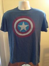 VINTAGE CAPTAIN AMERICA T SHIRT MEDIUM