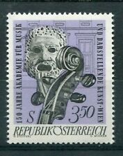 Austria - 1967, Stamp 1087, Academy Music and Art Dramatic, New