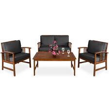 Deuba Atlas Lounge Sitzgruppe - Akazien Holz (991075)