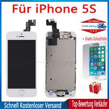 Display für iPhone 5S VORMONTIERT KOMPLETT mit RETINA LCD Glas Front WEISS