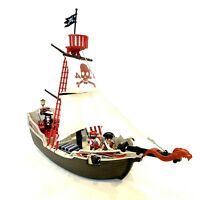 Playmobil 5950 Pirate Ship 99% Complete