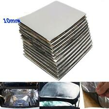 Car Soundproof Thicken Foam Cotton Home Deadening Insulation Anti Noise Pads 6Pc