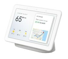 Google GA00516-US Home Hub with Google Assistant - White