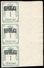 1936.MNH.Ed:**5(3).Guerra Civil.E.Local Republicana.BCN.Blq 3.Mrgn Hoja