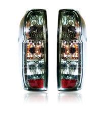 SMOKE BLACK LEN TAIL LIGHT LAMP REAR For NISSAN 2005-2013 FRONTIER NAVARA D40