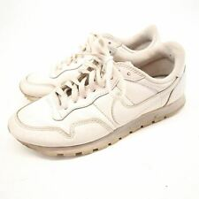 Rare Nike MD Runner 2 Sneakers Size 8 Running Athletic Casual White Swoosh