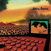 Paperhead - Africa Avenue [CD]