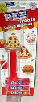 PEZ TREATS COLLECTION Dispenser 2021 PIZZA [Carded]
