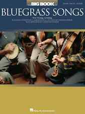 """THE BIG BOOK OF BLUEGRASS SONGS"" PIANO/VOCAL/GUITAR MUSIC BOOK BRAND NEW SALE!!"