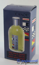 CANOE BY Dana 8.0 OZ AFTER SHAVE LOTION SPLASH FOR MEN NEW IN Damage BOX