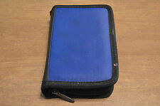 Nintendo DS Blue Zip Up Travel Carry Case