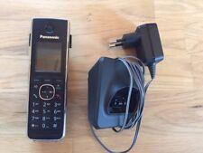 Telefon Panasonic KX-TGA 856EX Mobilteil und Ladestation, schnurloses Telefon
