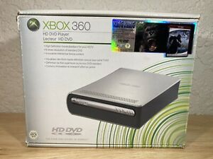 Microsoft Xbox 360 HD DVD Player Open-Box  Complete With Remote - Tested