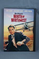 North By Northwest region 1 NTSC release (DVD, 2001)