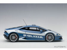 1:18 AUTOart 74609 Lamborghini Huracan LP610-4  Police Car POLIZIA 2014