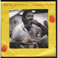 "Dire Straits Vinyl 7 "" 45 RPM Heavy Fuel Vertigo ‎– 866 090-7 New"
