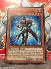 Carte YU GI OH MAGICIEN GAGAGA DL15-FR009 TITRE ROUGE