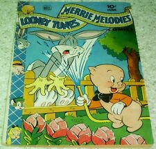 Looney Tunes 44, (FN 6.0) 1945 Mary Jane & Sniffles!  40% off Guide
